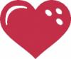 Bowling Heart